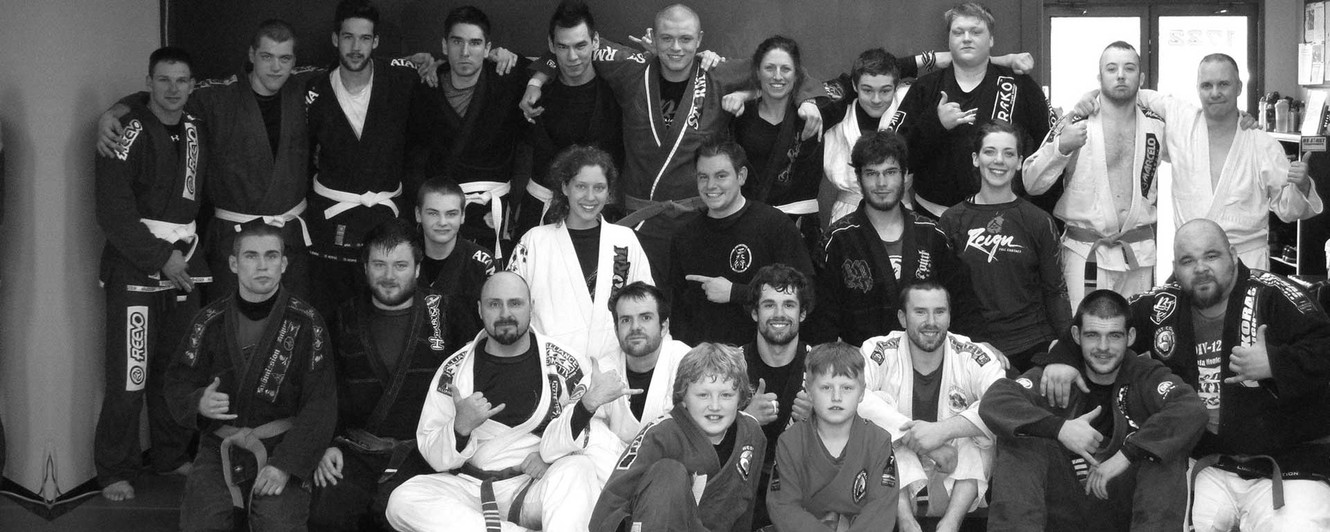 Welcome to CJ Martial Arts Nanaimo