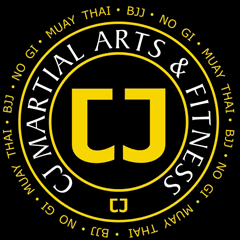CJ Martial Arts Nanaimo logo