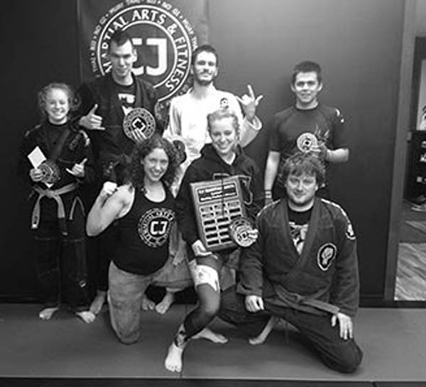 The CJ Martial Arts team of martial arts trainers in Nanaimo British Columbia